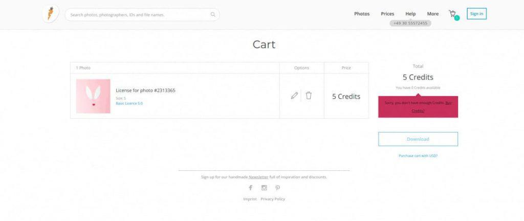 Photocase kupón – 5 kreditů zdarma + 10% sleva 6