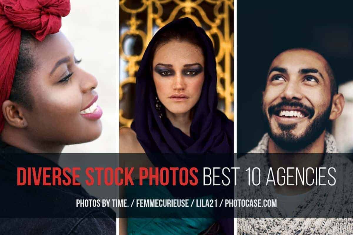 Etnicky rozmanité fotky: 10 nejlepších agentur s různorodým obsahem 1