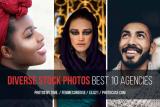 Etnicky rozmanité fotky: 10 nejlepších agentur s různorodým obsahem