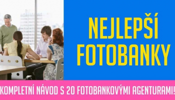 Nejlepší fotobanky: Kompletní návod s 20 fotobankovými agenturami! (2020 aktualizováno)