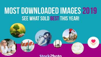 40 nejvíce stahovaných obrázků roku 2019: Podívejte se, co se v tomto roce nejlépe prodávalo!
