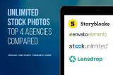Neomezené stahování fotografií: 4 nejlepší agentury s neomezeným a levným stahováním